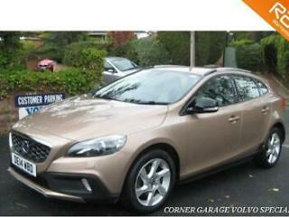 2014 Volvo V40 XC LUX 1.6 D2 115 s/s Powershift, 2 OWNER, FULL SERVICE HISTORY