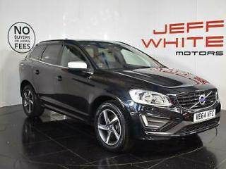 2014 Volvo XC60 2.0 D4 R Design Geartronic 5dr Automatic Diesel black Automatic