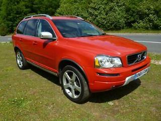 2014 Volvo XC90 2.4 D5 R Design Geartronic AWD 5dr