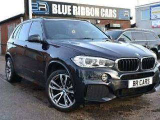 2014 Y BMW X5 3.0 XDRIVE30D M SPORT 5D 255 BHP PANORAMIC ROOF, 7 SEATS + MORE
