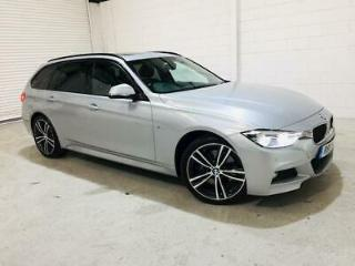 2015 15 Bmw 3 Series 320D Xdrive M Sport Touring Estate Automatic 5dr