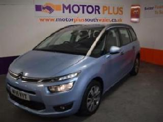 2015 15 CITROEN C4 GRAND PICASSO 1.6 E HDI EXCLUSIVE 5D 113 BHP DIESEL