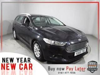 2015 15 FORD MONDEO 2.0 STYLE ECONETIC TDCI 5D 148 BHP DIESEL