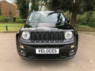 2015 15 JEEP RENEGADE 1.4 LIMITED 5D 138 BHP