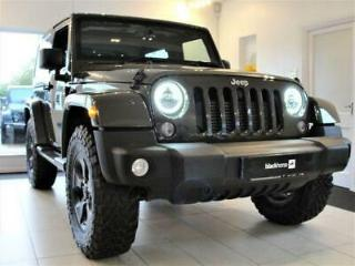 2015 15 JEEP WRANGLER 2.8 CRD OVERLAND 2D AUTO 197 BHP. HUGE SPEC INCLUDING JEEP