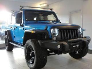 2015 15 JEEP WRANGLER 2.8 CRD OVERLAND UNLIMITED 4D AUTO 197 BHP, HUGE SPECIFICA