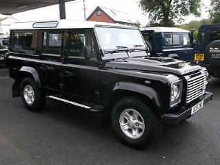 2015 15 Land Rover 110 Defender 2.2 TDCi 2015MY XS Station Wagon