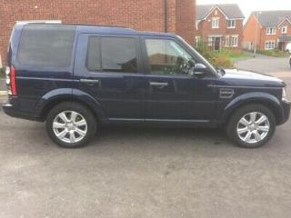2015 15 Land Rover Discovery 4 3.0 SDV6 SE TECH Auto 4x4 Diesel Auto not damaged