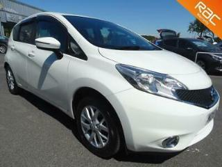 2015 15 NISSAN NOTE 1.2 ACENTA PREMIUM STYLE PACK 5DR