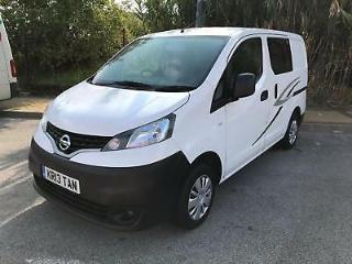 2015 15 Nissan NV200 1.5Dci 110ps Micro Camper non pop up roof