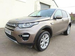 2015 15 REG LAND ROVER DISCOVERY SPORT HSE 2.2TD SD4 4X4 AUTO DAMAGED SALVAGE