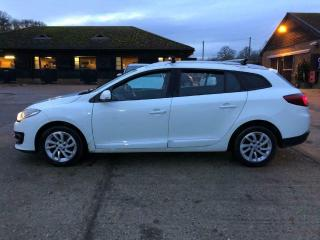 2015 15 RENAULT MEGANE EXPRESSION + ENERGY DCI 1.5 estate car 1 owner