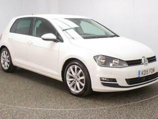2015 15 VOLKSWAGEN GOLF 1.6 GT TDI BLUEMOTION TECHNOLOGY DSG 5DR AUTO SAT NAV 1