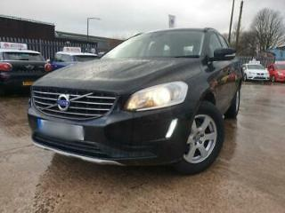 2015 15 VOLVO XC60 2.4 D4 SE AWD 187 BHP DIESEL BLACK PARKING+CRUISE+HEAT SEATS