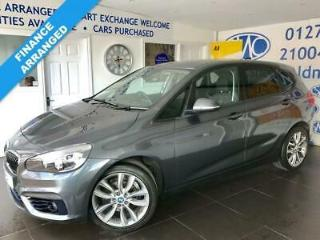 2015 64 BMW 2 SERIES 2.0 218D SPORT ACTIVE TOURER 5D 148 BHP DIESEL