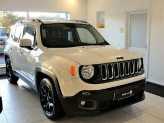 2015 64 JEEP RENEGADE 1.4 PETROL. QUILTED LEATHER, HEATED SEATS, SAT NAV, BLUETO