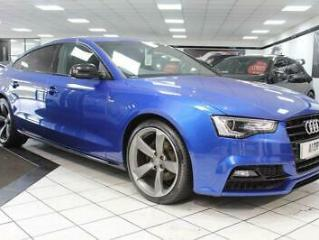 2015 65 AUDI A5 2.0 TDI BLACK EDITION PLUS AUTO DIESEL