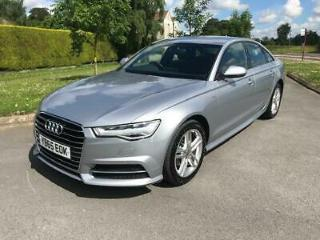 2015 65 Audi A6 Saloon 2.0TDI ultra 190ps S Tronic S Line 4 Door