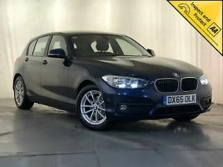 2015 65 BMW 116D ED PLUS SAT NAV £0 ROAD TAX CRUISE CONTROL 1 OWNER SVC HISTORY