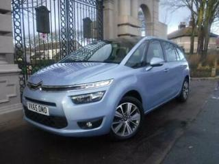 2015 65 CITROEN C4 GRAND PICASSO 1.6 BLUEHDI SELECTION 5D 118 BHP DIESEL £20 TAX