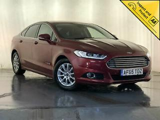 2015 65 FORD MONDEO TITANIUM HEV AUTO REVERSING CAMERA HEATED SEATS SVC HISTORY