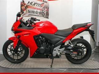 2015 '65 Honda CBR500R ABS. ONLY 2,512 MILES. A2 Legal. Great Value £3,695