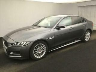 2015 65 JAGUAR XE 2.0 R SPORT 4D 1 OWNER 0 ROAD TAX HEATED TWO TONE LEATHER BLUE
