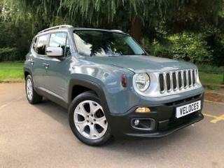 2015 65 JEEP RENEGADE 1.4 LIMITED 5D 138 BHP