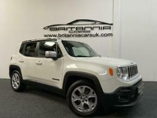 2015 65 JEEP RENEGADE 1.4 LIMITED 5DR