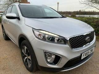 2015 65 KIA SORENTO SERVICE HISTORY, 7 SEATS, 1 OWNER, 12 MONTHS MOT UPON PURCH