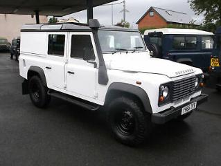 2015 65 Land Rover 110 Defender 2.2 TDCi Utility Station Wagon 2016MY