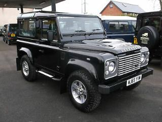 2015 65 Land Rover 90 Defender 2.2TDCi County Station Wagon 2016MY