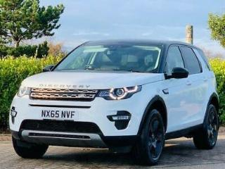 2015 65 LAND ROVER DISCOVERY SPORT 2.0 TD4 HSE 5D 150 BHP DIESEL