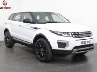 2015 65 LAND ROVER RANGE ROVER EVOQUE 2.0 ED4 SE 2WD 5D 148 BHP HEATED LEATHER S