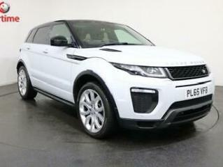 2015 65 LAND ROVER RANGE ROVER EVOQUE 2.0 TD4 HSE DYNAMIC AUTO 4WD 5D AUTO 177 B