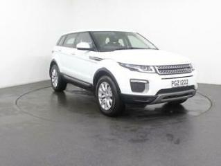 2015 65 LAND ROVER RANGE ROVER EVOQUE 2.0 TD4 SE 4WD 5D 177 BHP HEATED LEATHER S