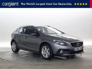 2015 65 Reg Volvo V40 2.0 D2 Cross Country Lux Powershift Met Grey 5 STANDARD