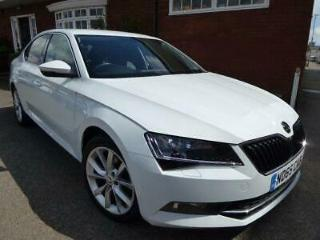 2015 65 SKODA SUPERB 2.0 SE L EXECUTIVE TDI 5D 148 BHP FULL LEATHER DIESEL