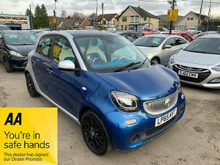 2015 65. Smart ForFour 1.0 Premium Proxy