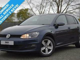2015 65 VOLKSWAGEN GOLF 2.0 MATCH TDI BLUEMOTION TECHNOLOGY 5D 148 BHP DIESEL