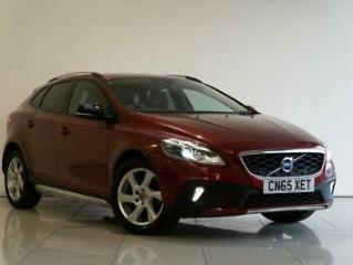 2015 65 VOLVO V40 1.6 D2 CROSS COUNTRY LUX NAV 5D 113 BHP DIESEL