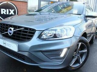 2015 65 VOLVO XC60 2.0 D4 R DESIGN 5D 1 OWNER 30 ROAD TAX HALF LEATHER 18