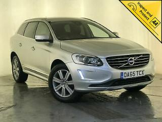 2015 65 VOLVO XC60 SE LUX NAV D4 AUTOMATIC HEATED SEATS 1 OWNER SERVICE HISTORY