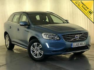 2015 65 VOLVO XC60 SE NAV D4 £30 ROAD TAX PARKING SENSORS 1 OWNER SVC HISTORY