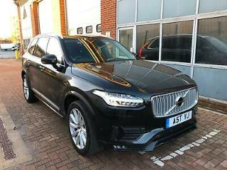 2015 65 Volvo XC90 2.0TD D5 AWD Inscription SALVAGE DAMAGED REPAIRABLE