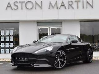 2015 Aston Martin Vanquish V12 568 2+2 2dr Touchtronic Automatic Petrol Coupe