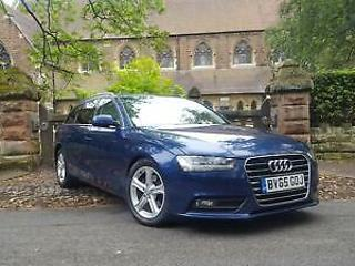2015 AUDI A4 2.0 TDI AVANT ULTRA SE TECHNIK 1 OWNER EURO 6 VAT QUALIFYING