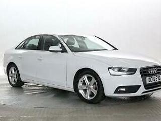 2015 Audi A4 2.0 TDi Ultra SE Saloon Diesel Manual