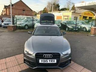 2015 Audi A5 1.8 TFSI Black Edition Plus Sportback 5dr Petrol Manual