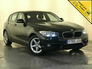 2015 BMW 118D SE 5 DOOR HATCHBACK £20 ROAD TAX 1 OWNER SERVICE HISTORY